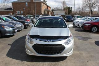 Used 2013 Hyundai Sonata Hybrid Pano Roof for sale in Brampton, ON