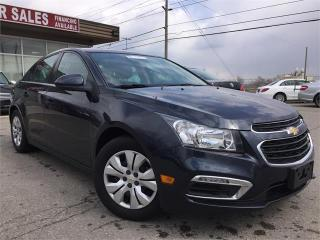 Used 2016 Chevrolet Cruze Limited LT for sale in Mississauga, ON