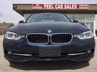 Used 2016 BMW 3 Series 320i xDrive for sale in Mississauga, ON