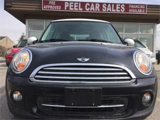 Used 2013 MINI Cooper Hardtop Knightsbridge Classic for sale in Mississauga, ON
