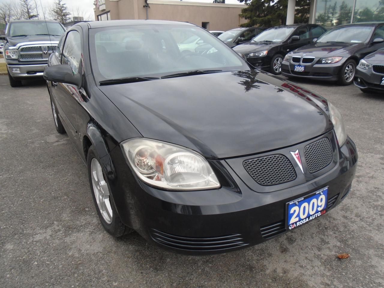 2009 Pontiac G5 SE w/1SA AUX ,4 NEW TIRES, NEWCLUTCH,NO ACCIDENTS