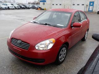 Used 2011 Hyundai Accent for sale in Innisfil, ON