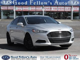 Used 2014 Ford Fusion SE MODEL, 4CYL 2.5 LITER for sale in North York, ON