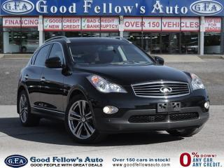 Used 2015 Infiniti QX50 JOURNEY, 6 CYL 3.7 LITER, AWD, LEATHER SEATS for sale in North York, ON