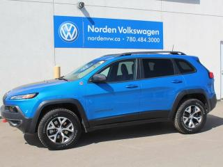 Used 2018 Jeep Cherokee LIKE NEW - LESS THAN 1000 KM for sale in Edmonton, AB