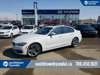 Used 2018 BMW 330 xDrive/NAV/LEATHER/SUNROOF for sale in Edmonton, AB