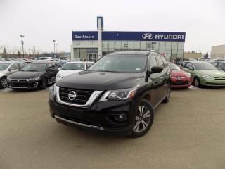 Used 2018 Nissan Pathfinder SV TECH/NAV/BACKUP CAM/HEATED SEATS for sale in Edmonton, AB