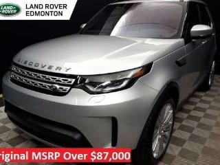 Used 2018 Land Rover Discovery HSE - Original MSRP Over $87,000 for sale in Edmonton, AB