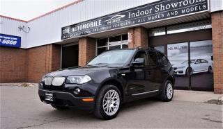Used 2010 BMW X3 30i AWD PANO SUNROOF NAVI  LEATHER for sale in Mississauga, ON
