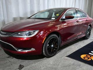 Used 2015 Chrysler 200 Limi for sale in Red Deer, AB