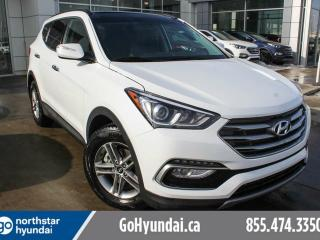 Used 2018 Hyundai Santa Fe Sport 2.4 SE LEATHER/PANOROOF/BACKUPCAM for sale in Edmonton, AB