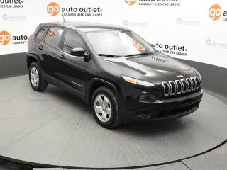 Used 2015 Jeep Cherokee SPORT 4X4 for sale in Edmonton, AB