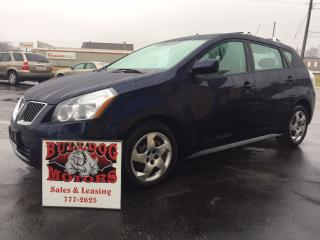 Used 2009 Pontiac Vibe for sale in Glencoe, ON