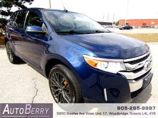 Used 2012 Ford Edge SEL - AWD - 3.5L for sale in Woodbridge, ON