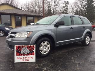 Used 2009 Dodge Journey SE for sale in Glencoe, ON