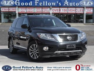 Used 2014 Nissan Pathfinder SL MODEL, POWER TAIL GATE, LEATHER SEATS, 7PASS for sale in North York, ON