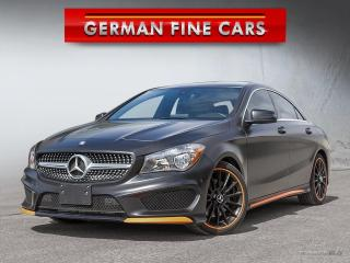 Used 2015 Mercedes-Benz CLA250 4MATIC**Navigation, Blind Spot, Bluetooth** for sale in Caledon, ON