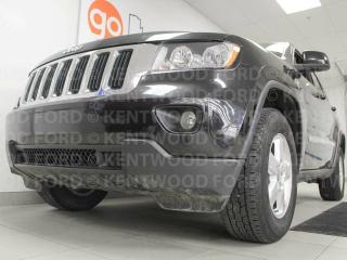 Used 2012 Jeep Grand Cherokee Laredo 4x4 with power drivers seat and the comfort of a La-z-Boy for sale in Edmonton, AB