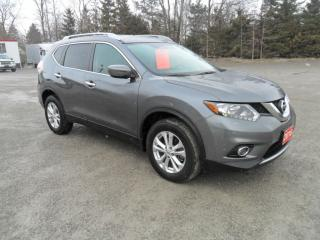 Used 2016 Nissan Rogue SV AWD PANORAMIC ROOF for sale in Beaverton, ON