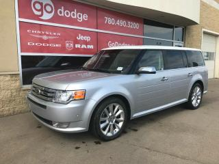 Used 2010 Ford Flex Limited AWD / GPS Navigation / Rear Back Up Camera for sale in Edmonton, AB