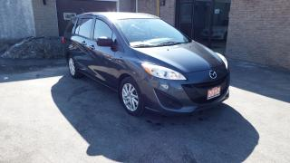 Used 2012 Mazda MAZDA5 GS/NO ACCIDENT/ALLOY/6 PASSENGER/IMMACULATE $ 7999 for sale in Brampton, ON