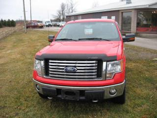 Used 2011 Ford F-150 XTR for sale in Burgessville, ON