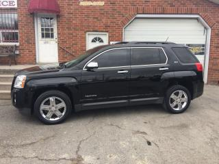 Used 2013 GMC Terrain SLT1 AWD NAV Rear Camera Leather Sunroof Bluetooth for sale in Bowmanville, ON