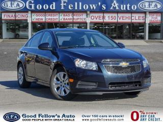 Used 2014 Chevrolet Cruze Special Price Offer for 1LT MODEL...! for sale in North York, ON