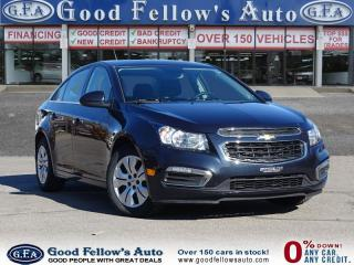 Used 2016 Chevrolet Cruze Special Price Offer for LT MODEL...! for sale in North York, ON