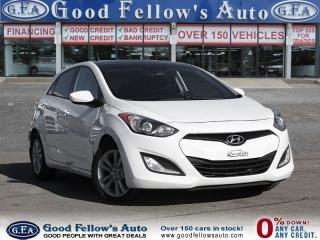 Used 2014 Hyundai Elantra GT GT GLS MODEL, SUNROOF, KEYLESS ENTRY for sale in North York, ON