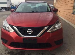Used 2016 Nissan Sentra SL for sale in Brampton, ON