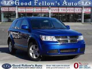 Used 2015 Dodge Journey SE PLUS MODEL, 7 PASSENGER, 4CYL 2.4 LITER, FWD for sale in North York, ON