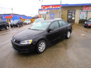 Used 2014 Volkswagen Jetta TRENDLINE+ for sale in Brampton, ON