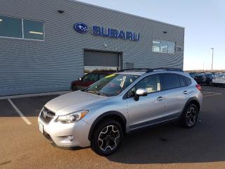 Used 2014 Subaru XV Crosstrek Limited for sale in Dieppe, NB