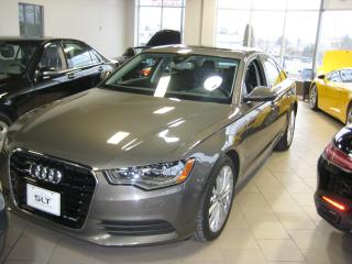 Used 2014 Audi A6 3.0L TDI Technik for sale in Markham, ON
