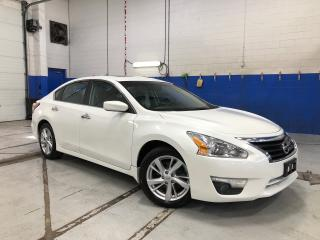 Used 2014 Nissan Altima 2.5 SV - NAVIGATION - SUNROOF - REMOTE START for sale in Aurora, ON