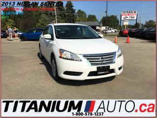 Used 2013 Nissan Sentra BlueTooth+Traction & Cruise Control+Keyless+AUX IN for sale in London, ON