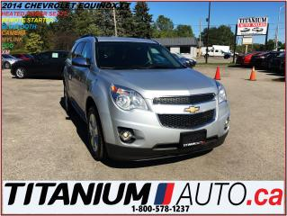 Used 2014 Chevrolet Equinox 2-LT+Camera+MyLink+Remote Start+Heated Power Seats for sale in London, ON