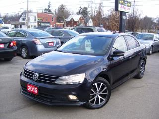 Used 2015 Volkswagen Jetta TDI,Bluetooth,Sunroof,Fog Lights for sale in Kitchener, ON