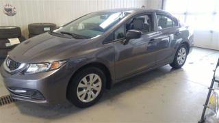 Used 2015 Honda Civic DX for sale in Gatineau, QC