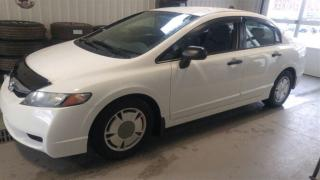Used 2011 Honda Civic DX-G for sale in Gatineau, QC