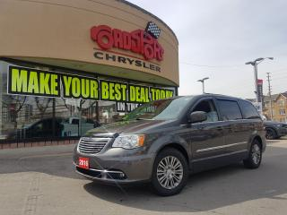 Used 2016 Chrysler Town & Country TOURING PWR DOORS R-CAM H-TD WHEEL AUTO LIGHTS for sale in Scarborough, ON