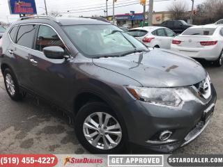 Used 2016 Nissan Rogue SV | ONE OWNER | AWD | ROOF for sale in London, ON