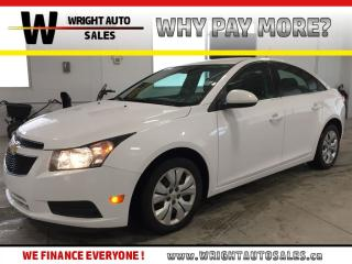 Used 2014 Chevrolet Cruze 1LT|BLUETOOTH|TRACTION CONTROL|79,466 KMS for sale in Cambridge, ON