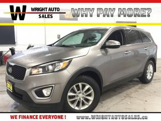 Used 2016 Kia Sorento 2.4L LX|AWD|BLUETOOTH|HEATED SEATS|123,169 KMS for sale in Cambridge, ON