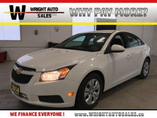 Used 2014 Chevrolet Cruze 1LT| FWD | BLUETOOTH | CRUISE CONTROL|53,828 KMS for sale in Cambridge, ON