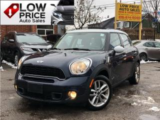 Used 2014 MINI Cooper Countryman CooperS*AWD*Panoramic*Leather*Automatic*FullOpti* for sale in Toronto, ON