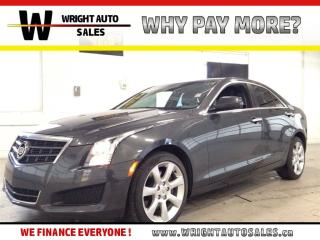 Used 2014 Cadillac ATS LOW MILEAGE|AWD|BLUETOOTH|58,878 KMS for sale in Cambridge, ON