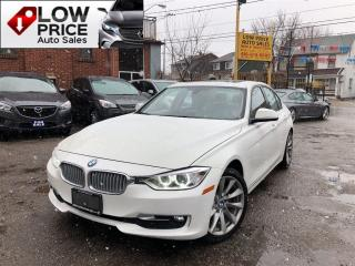 Used 2014 BMW 320i AWD*Navi*AllPowerOpti*HtdSeats*Bluetooth*Warranty* for sale in York, ON