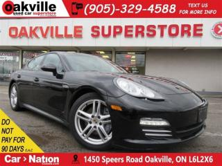 Used 2012 Porsche Panamera 4 | PDK | LEATHER | SPORT CHRONO | SUNROOF for sale in Oakville, ON